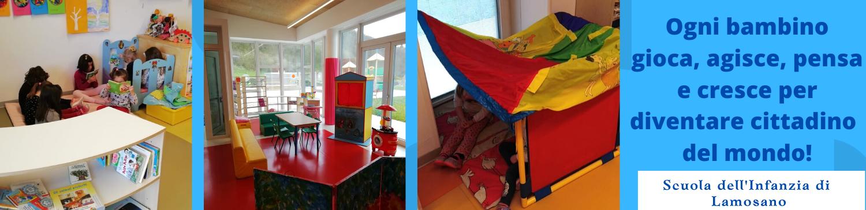Scuola dell'infanzia di Lamosano informazioni